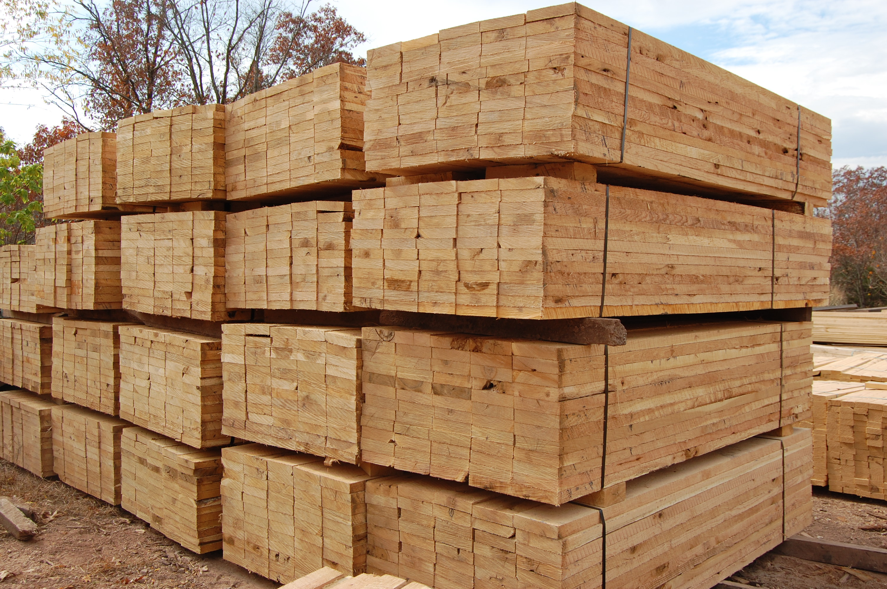 Commercial Lumber Supply | Quality Lumber for Industry